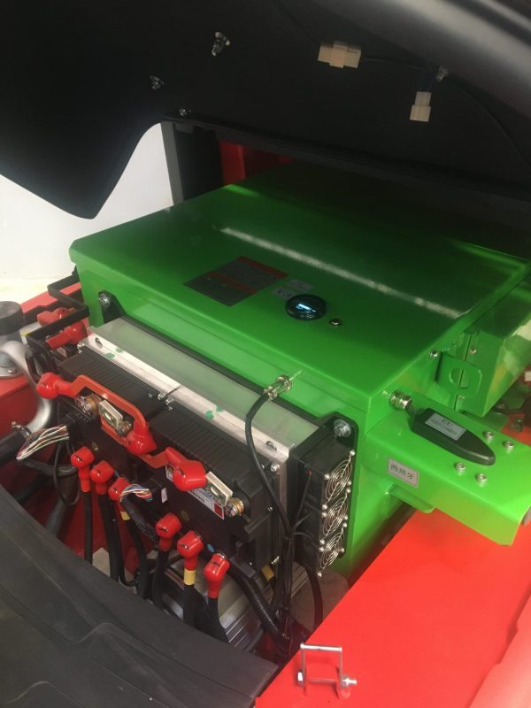 MOTOR FDL 30